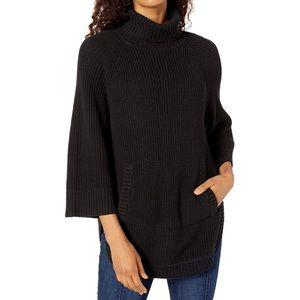 Ugg Raelynn Black Turtleneck Pullover Sweater